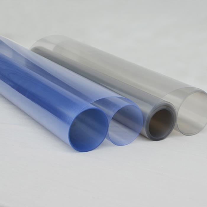 PET片材 浅蓝色透明