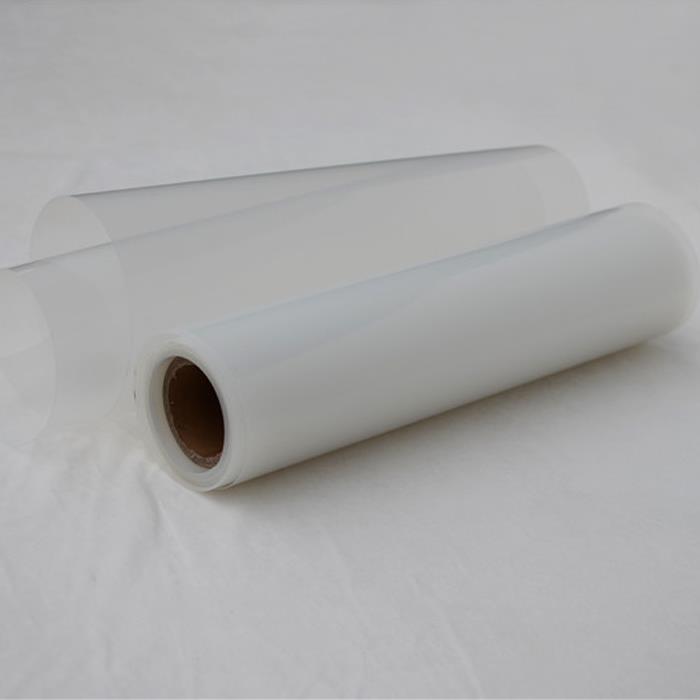 PVC片材 白色透明